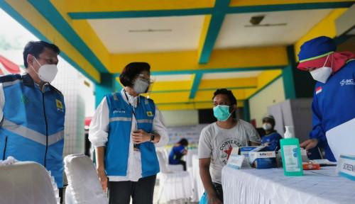 Vaksinasi 1.574 Petugas, PLN Siap Amankan Kelistrikan PON XX Papua