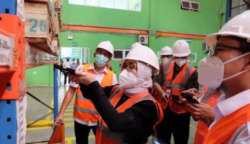 Kunjungi Fasilitas Logistik BGR di Palembang, ini yang Didapat PPI