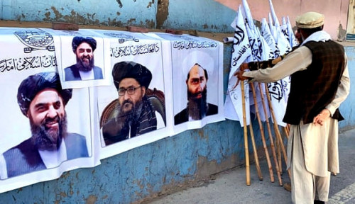 Pengakuan Rusia pada Pemerintah Taliban Dimungkinkan Jika Beberapa Persyaratan...