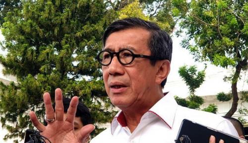Ramalan Reshuffle Oktober Mencuat, Yasonna Laoly Disebut-sebut