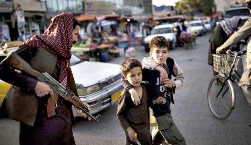 Aksi ISIS di Afghanistan, Kabul Langsung Gelap Gulita