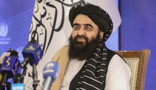 Taliban Ingatkan Dunia Ada Pihak yang Diuntungkan Jika Pemerintahannya Tidak Diakui