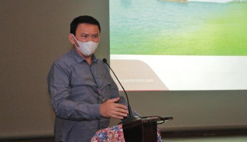 Kunjungi WK Rokan, Komut Pertamina Basuki Tjahaja Purnama Apresiasi Implementasi Digitalisasi