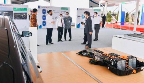 Kadin Indonesia: Indonesia Akan Jadi Produsen Baterai Mobil Listrik Terbesar di Dunia