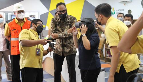 Dukung Pemerintah Cetak SDM Unggul, Petrokimia Gresik Luncurkan Digital Learning Center