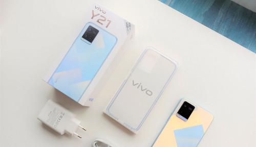 Per 20 September Vivo Y21 Akan Rilis di Indonesia, Begini Keunggulannya