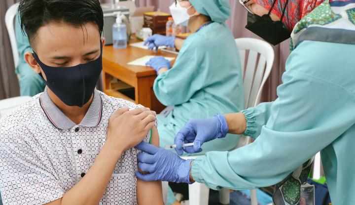 Agar PON Papua Sukses, Semua Pihak Turun Tangan Vaksinasi Warga