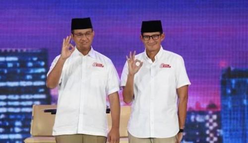 Sinyal Kuat PKS Dukung Duet Maut Anies-Sandi di Pilpres 2024