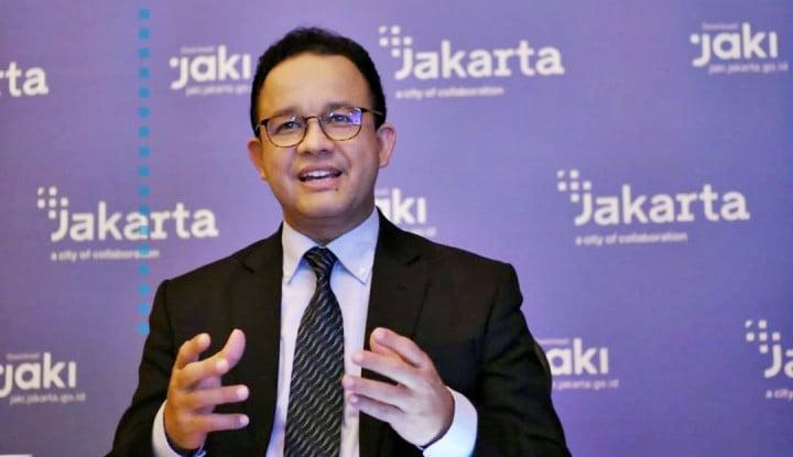 Mas Anies, Warga Jakarta Setuju Interpelasi