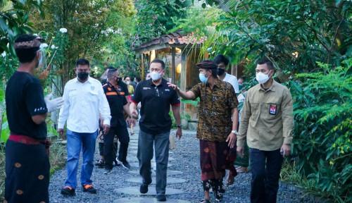 Bamsoet: Ketaatan Pelaksanaan Protokol Kesehatan Kunci Pemulihan Ekonomi Bali