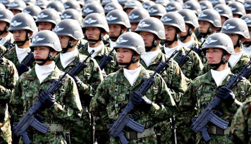 Panas Dingin China Melangkah ke Timur! Anggaran Militer Jepang Didobel, Kuda-Kuda Dipasang