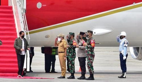 Mahasiswa Geruduk Kantornya Jokowi, Eh Pak Jokowi Cabut ke Kalimantan