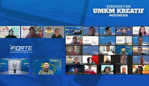 iFortepreneur 4.0 untuk Kebangkitan UMKM Kreatif Indonesia