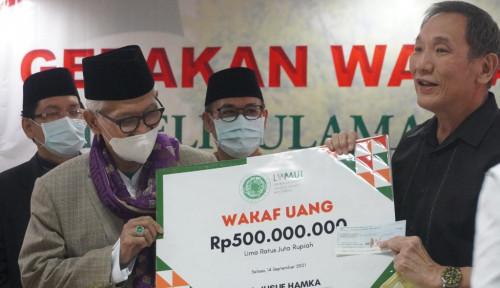 Gandeng Wakaf MUI, Jusuf Hamka Akan Kembangkan Wakaf Infrastruktur
