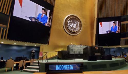 Menanti Pidato Jokowi dalam Pertemuan Tingkat Tinggi Sidang Majelis Umum PBB