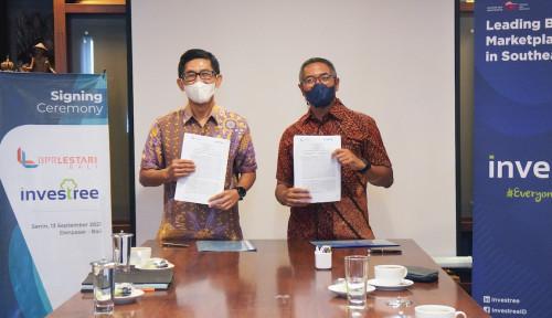 Investree dan BPR Lestari Targetkan Pemberdayaan UKM yang Lebih Luas di Indonesia