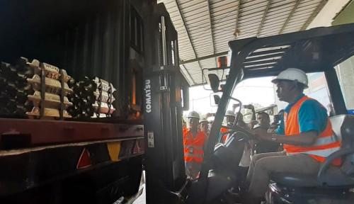 6 Bulan Berjalan, Transaksi Pasar Fisik Timah dalam Negeri di BBJ Capai Lebih dari Rp500 Miliar
