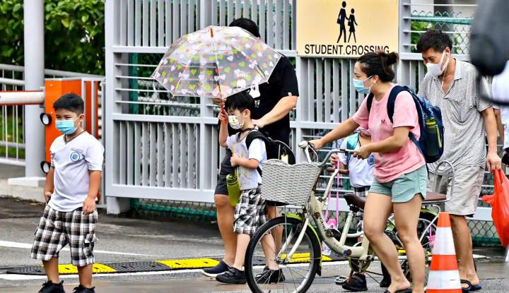 Singapura Bagikan Voucer Belanja Rumah Tangga untuk Ratusan Ribu Warganya