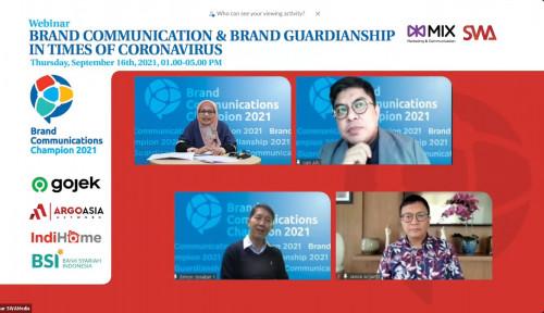 Kompetisi Kreativitas Komunikasi untuk Kawal Eksistensi Brand