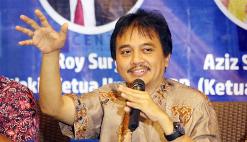 Mendadak Denny Siregar Skakmat Roy Suryo, Isinya Menohok