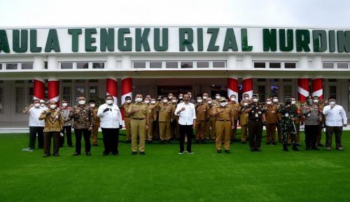 Presiden Jokowi Omeli Mantunya Bobby Nasution Gara-garanya...