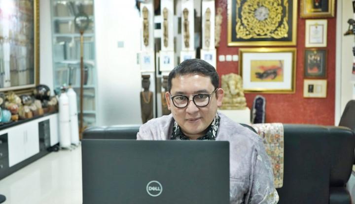 Setuju TNI Disusup PKI, Fadli Zon Semprot Jenderal Dudung Begini