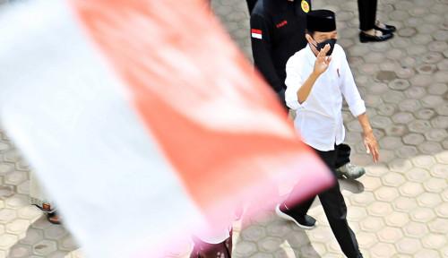 Selamat untuk Adek-Adek BEM SI, Pagi Ini Pak Jokowi Mundur