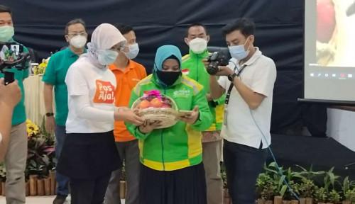 Perkuat Layanan PosAja!, Pos Indonesia Gaet Nujek dan Perkenalkan O-Ranger Mawar