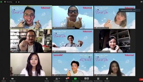 Telkomsel Gelar Meet the Cast dan Nobar di Sumatera Secara Virtual