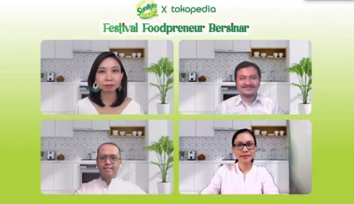 Festival Foodpreneur Bersinar, Dukung Perempuan Indonesia Menjadi Pengusaha Kuliner Digital