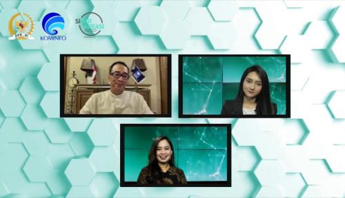 Rizki Sadig: Anak Muda Harus Mendukung Pemanfaatan Media Digital Dengan Bijak Guna Kemajuan Bangsa