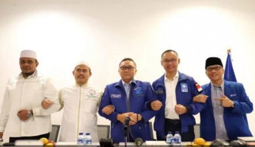 PAN Gabung ke Barisan Pendukung Jokowi, Gimana Nasib PA 212? Slamet Maarif Lumayan Bijak...