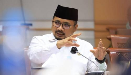 Menteri Agama: Mari Bangun Citra Kemenag dengan Wajah yang Lebih 'Muda'