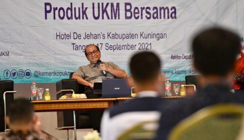 KemenkopUKM Gelar Pelatihan Vocational Ekspor Impor Produk UKM di Kuningan Jabar