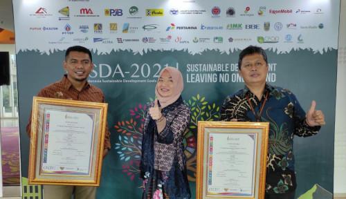 JICT Kembali Raih Dua Penghargaan di ISDA 2021