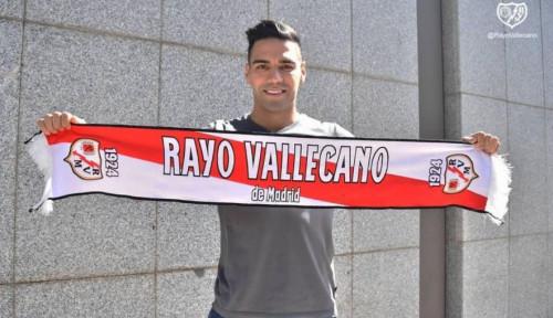 Pulang ke La Liga, Falcao Pakai Nomor Punggung yang Tidak Biasa untuk Seorang Pemain Depan