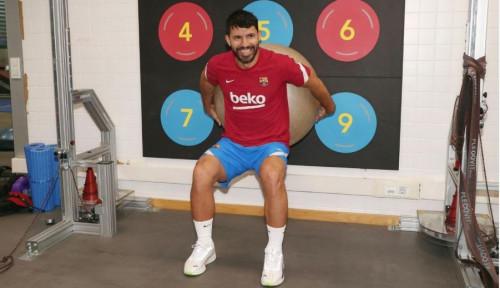 Berangsur Membaik, Aguero Dikabarkan Siap Memperkuat Barcelona Bulan Depan
