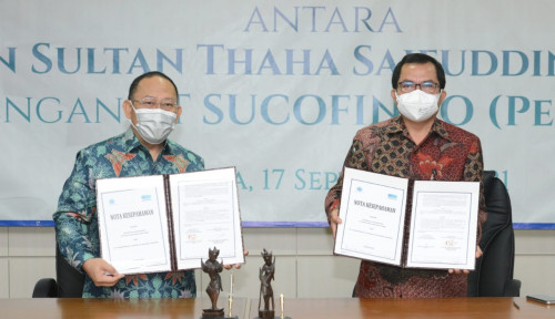 Dorong Industri Halal Indonesia, Sucofindo Gandeng UIN Sulthan Thaha Saifuddin Jambi