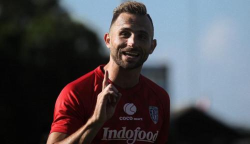 Tanpa Pemenang, Persib Vs Bali United Berakhir dengan Skor 2-2