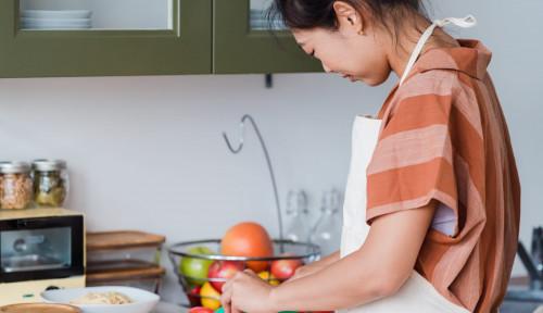 Masa PPKM Peralatan Dapur dan Rumah Tangga Naik 94 Persen