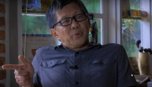 Rocky Gerung Bakal Kena Gusur, Ngabalin, Dosen UI hingga Guru Besar UGM Senang