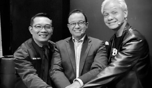 Dua Gubernur Ini Dinilai Bawa Angin Segar di Pilpres 2024, Tapi Bukan Anies Baswedan Lho...