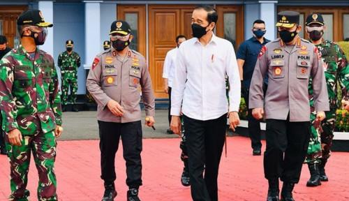 Ternyata Pak Jokowi Tidak Suka dengan Sikap Aparat Kepolisian