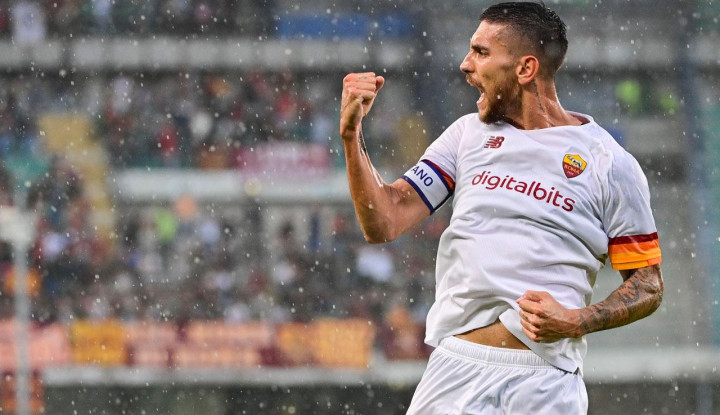 Verona Hentikan Catatan Kemenangan Beruntun AS Roma