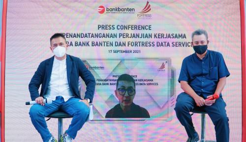 Kembangkan Layanan Elektronik, Bank Banten Resmi Gandeng FDS Dengan Sistem Amazon