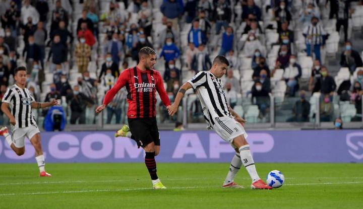 Gagal Menang Lawan AC Milan, Juventus Ke Zona Degradasi