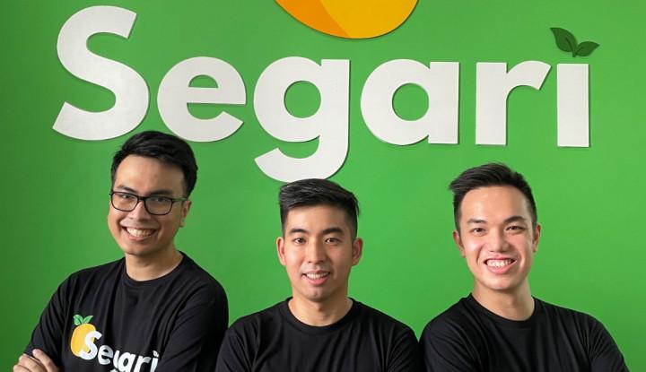 Startup Grocery Social Commerce Indonesia, Segari, Raih Pendanaan Seri A US$16 Juta