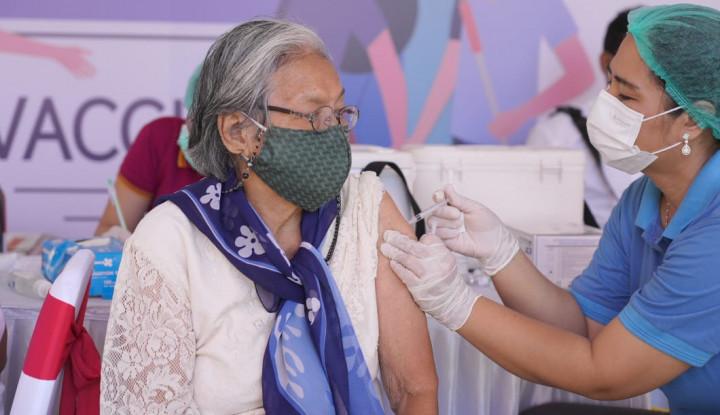 Tingkat Vaksinasi Lansia Masih Rendah, Satgas: Pelaksanaannya Harus Komprehensif