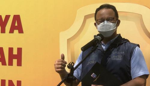 Digarap KPK Hari Ini, Anies Baswedan Mendadak Buka Suara