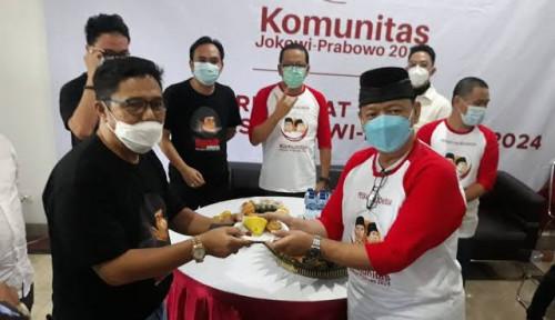 Muhammad Qodari Ngotot Banget Jokowi Jabat 3 Periode: Untuk Kepentingan Bangsa dan Negara